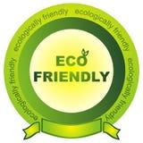 eco φιλικό Στοκ Εικόνες