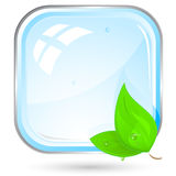 Eco Auslegung lizenzfreie abbildung