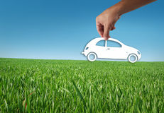Eco Auto Stockbild