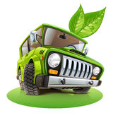 Eco-Auto Stockbild