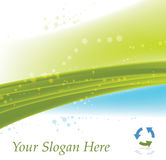 Eco Background Stock Photos
