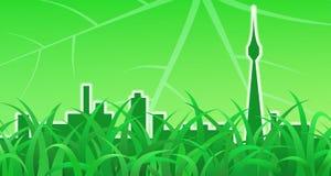 Eco background Stock Images
