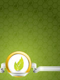 Eco background design Royalty Free Stock Photos