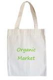 Eco bag Stock Photography