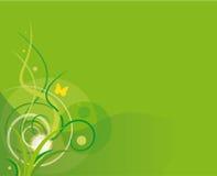 Eco bakgrund Royaltyfri Foto