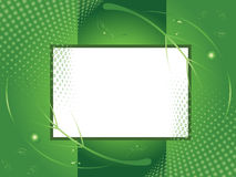 Eco banner Royalty Free Stock Photography