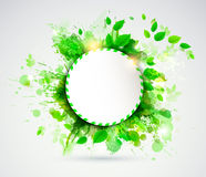Eco banner Royalty Free Stock Photo