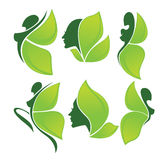 Eco beauty Stock Images