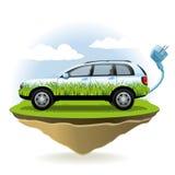 Eco bil Arkivfoton