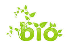 Eco bio Royalty Free Stock Images