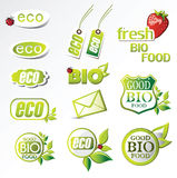 Eco bio Stock Photography