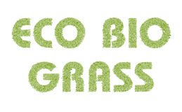 Eco bio grass Stock Photo
