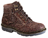 Eco boot Royalty Free Stock Image