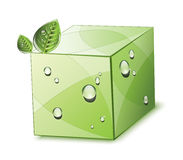 Eco box Stock Images