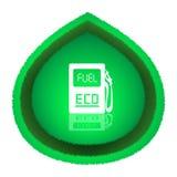 Eco-Brennstoff-Konzept Lizenzfreie Stockfotos