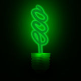 Eco bulb Stock Images
