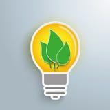 Eco Bulb Royalty Free Stock Photo