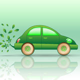 Eco-car Stock Photography