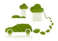 Eco Car VI Stock Images
