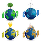 Eco concept Stock Images