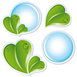 Eco concept Royalty Free Stock Image