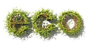 Eco concept. Stock Photos