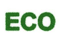 ECO Concpet Lizenzfreies Stockbild