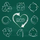 Eco, das Ikonen aufbereitet, stellte Sammlungen ein. Stockfoto