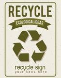Eco design Royalty Free Stock Photos