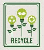 Eco design. Eco  grafic  design , vector illustration Stock Images
