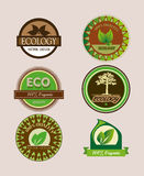 Eco design Stock Photography