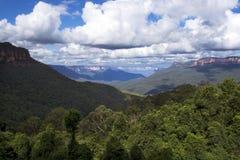 Eco do vale do BM Fotos de Stock Royalty Free