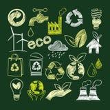 Eco doodle Stock Photos