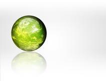 Eco earth Stock Image