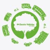 Eco, ecologý, desing,  illustration. Royalty Free Stock Image