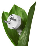 Eco Energie Lizenzfreie Stockfotografie