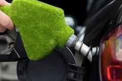 Eco energy concept Royalty Free Stock Photos
