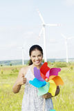 Eco energy concept. Stock Photo