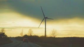 Eco-energy concept. stock footage