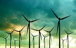 Eco-Energy, conceptual image Stock Photo