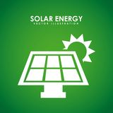 Eco energy design Royalty Free Stock Photography