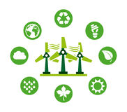 Eco energy Stock Photos