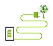 Eco energy. Design, vector illustration eps10 graphic Stock Photos
