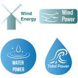 Eco energy Royalty Free Stock Photography