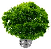 Eco energy - vector format Stock Photography