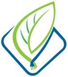 Eco-Freunde Stockbild