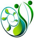 Eco-Freunde Lizenzfreie Stockfotos