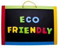Eco freundlich lizenzfreie stockfotos