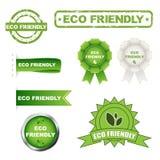 Eco freundlich lizenzfreie abbildung