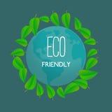Eco freundliches Konzept Stockfotografie